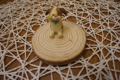 天然年輪木片 (7-9 cm) / 拍攝道具/ DIY佈置