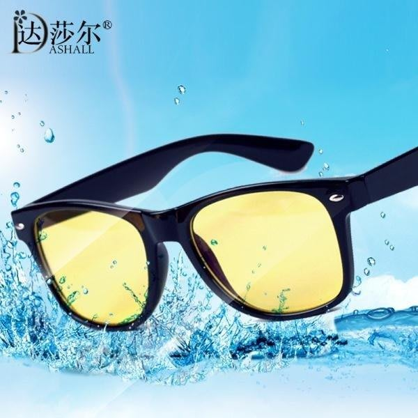 BELOCO 防輻射眼鏡電腦鏡無度數大框電競護目鏡防藍光游戲眼鏡男女平光鏡BE655