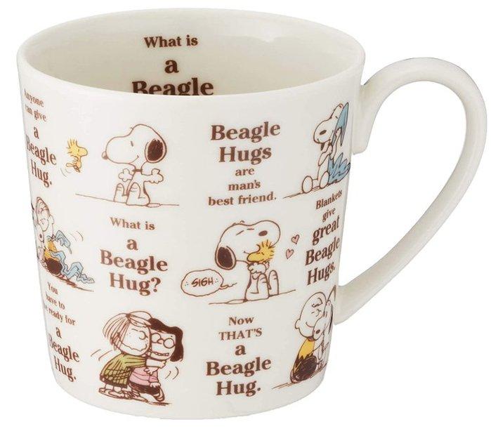《FOS》日本製 史努比 馬克杯 350ml 精緻 可愛 snoopy 咖啡杯 茶杯 湯杯 泡麵 禮物 送禮 收藏 熱銷