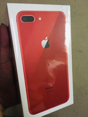 [蘋果先生] iPhone 8 Plus 256G 蘋果原廠台灣公司貨 紅色 新貨量少直接來電