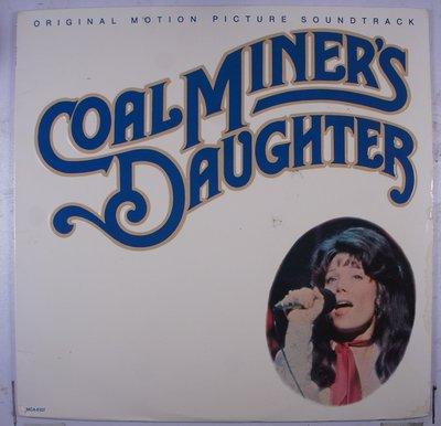 《二手美版黑膠》Coal Miner's Daughter 礦工的女兒 電影原聲帶