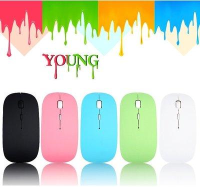 2.4G無線蘋果鼠標 滑鼠 超薄 禮品 光電 安卓可用 遊戲滑鼠 電視盒 智慧電視皆適用 電腦周邊