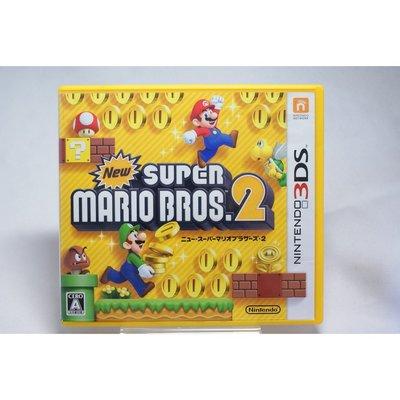 [耀西]二手 純日版 任天堂 3DS N3DS New 超級瑪利歐兄弟 2 新超級瑪利歐兄弟
