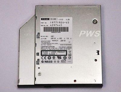 *【全新 TEAC 筆電用 DV-W28S DVD-ROM】*【8X 最新規格 SATA介面】*特殊只能讀取