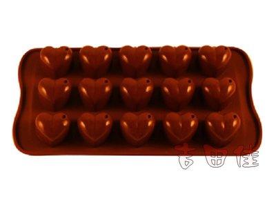 [吉田佳]B682019水滴愛心巧克力矽膠模具,果凍模,冰塊模,手工皂模具, 巧克力模具,另售手工餅乾機