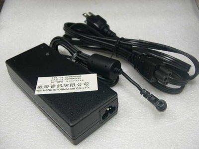 華碩 筆記型 電腦維修 N50 N51 N60 N61 N70 N71Vn 19V 4.74A 充電器 變壓器 電源線