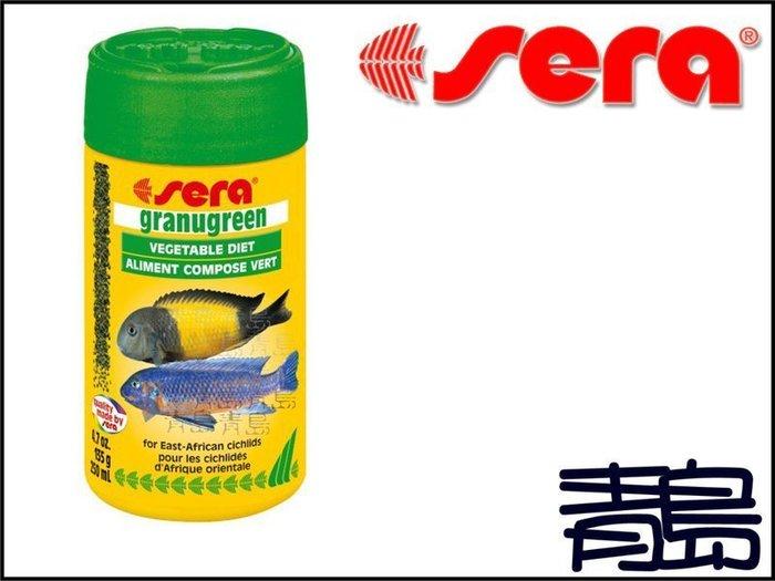 C。。。青島水族。。。S0396德國Sera喜瑞--------慈鯛藻類顆粒飼料(草食性)==1000ml