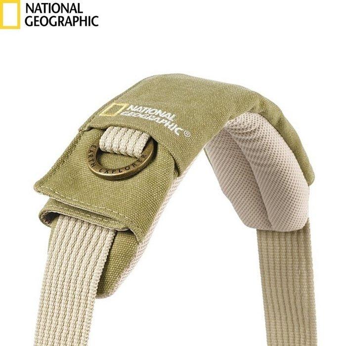 又敗家@Nation Geographic國家地理探險系列減壓相機背帶肩墊NG 7300相機減壓揹帶肩墊減壓相機揹帶肩墊背帶墊肩攝影袋攝影包肩墊NG7300墊肩