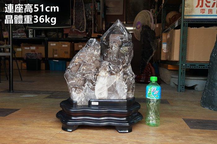 【喬尚拍賣】骨幹水晶(3)教堂骨幹.重36公斤