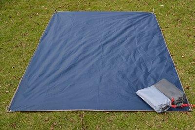 地席戶外帳篷地墊地布野餐墊防水牛津布超大防潮墊加厚天幕野餐布