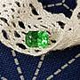揚邵一品(附國內外雙證書)1.67克拉沙弗萊石 天然無燒 VIVID GREEN,媲美頂級祖母綠沙佛萊