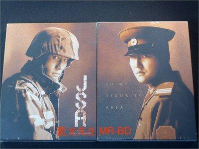 [藍光BD] - 共同警戒區 JSA - Joint Security Area BD-50G 限量鐵盒紙盒版