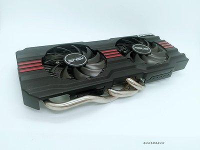 筆記本散熱器 ASUS華碩GTX770/GTX670/GTX660Ti/GTX660 HD7870 顯卡風扇散熱器 哆啦