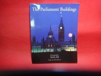 【愛悅二手書坊 14-36】The Parliament buildings