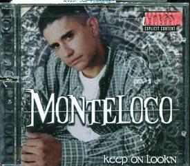 *還有唱片行* MONTELOCO / KEEP ON LOOK'N 二手 Y7633