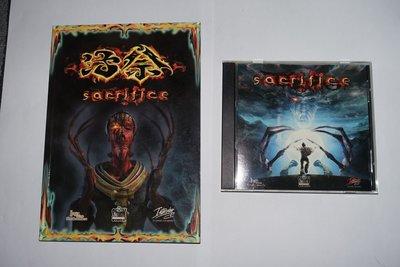 [電腦遊戲] 活祭 Sacrifice