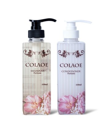 Colaoe克洛伊 Classic同名經典香水洗髮精 + 香水護髮