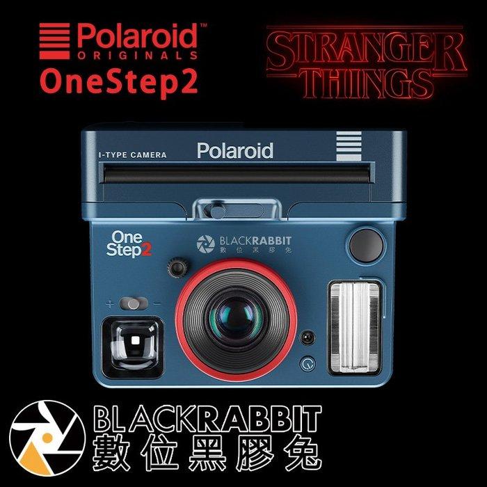 數位黑膠兔【 Polaroid OneStep 2 怪奇物語 Stranger Things 拍立得相機 】 寶麗來