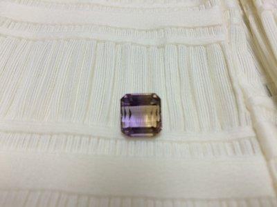 紫黃晶-戒面丶墜子