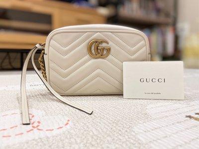Gucci 馬夢相機包 (mini 18cm)