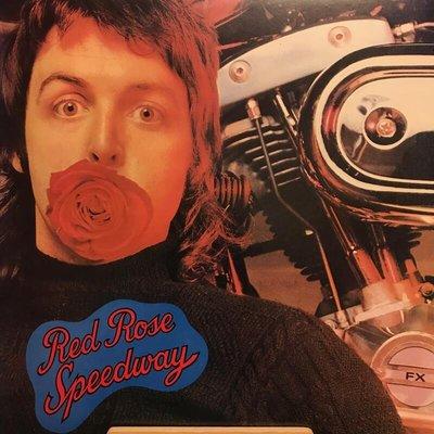 (日版 ) Paul McCartney And Wings – Red Rose Speedway