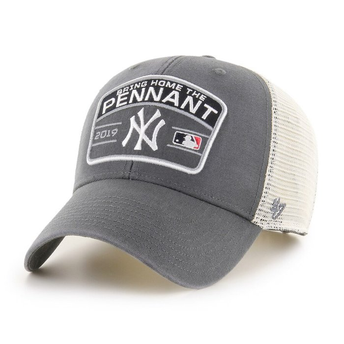 '47 Brand  New York Yankees 2019 紐約洋基隊季後賽棒球帽 現貨