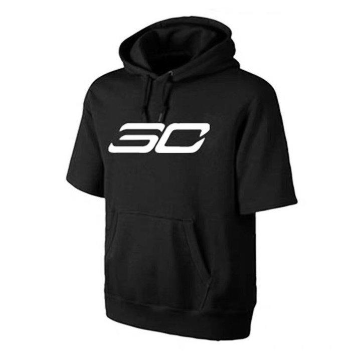 💖柯瑞Stephen Curry庫里短袖連帽T恤上衛衣💖NBA勇士隊Adidas愛迪達運動籃球衣服大學棉T男裝246