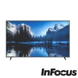 AMY家電 鴻海 Infocus 80吋 4K 智慧 連網 液晶 顯示器 電視 含視訊盒 WT-80CA600