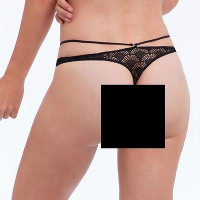 性感丁字褲蕾絲細腰帶鏤空性感T褲 請看內容說明選擇尺寸