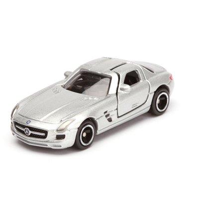 TAKARA TOMY 多美小汽車 NO 091 Mercedes Benz SLS AMG