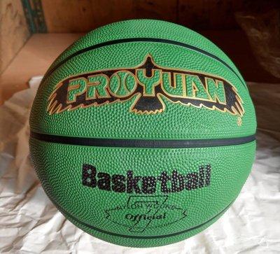 【線上體育】YL 籃球 B7 綠 深溝 #7號球 J2005805
