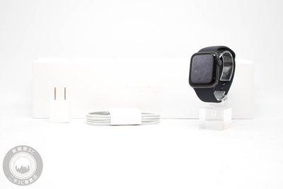 【高雄青蘋果3C】Apple Watch Series 5 44mm GPS 太空灰色鋁金屬殼搭黑色運動錶帶#57789