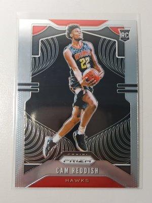 【NBA】必漲Prizm正RC金屬卡,老鷹超強新人Cam reddish,2019 Prizm系列