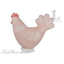 【荷蘭 Clayre & Eef 特惠系列】 粉色母雞擺飾  / 鄉村風 / 童趣 / 小孩房