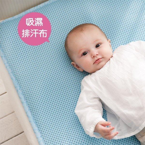 【魔法世界】奇哥 立體超透氣涼墊 (嬰兒床專用)