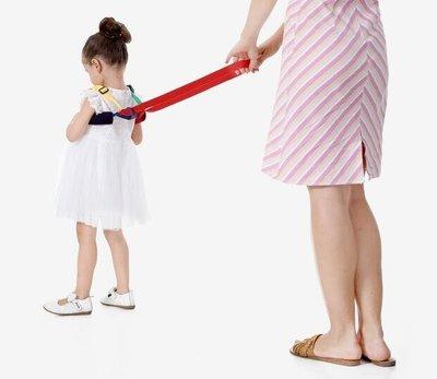 兒童防走失帶牽引繩 寶寶嬰幼兒小孩防丟失背包學步帶兒童防丟繩SMB13249
