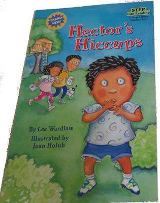 國中英文閱讀 繪讀本 Hector's Hiccups《Step into Reading》 原價137元