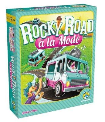 叭噗人生 Rocky Road à la Mode 繁體中文版 高雄龐奇桌遊