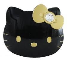 41+ 現貨不必等 正版授權 Hello Kitty臉蛋氣墊摺疊梳鏡 MT-740KT 黑 白 粉   my4165