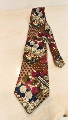 PIERRE CARDIN PARIS精品復古時尚風格絲質手打領帶(經典款) ~特價 高雄市
