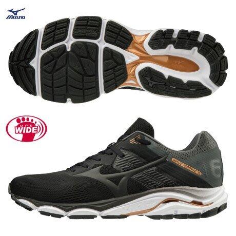 *世偉運動精品* 美津濃(MIZUNO) J1GC204509 WAVE INSPIRE 16 超寬楦支撐型男款慢跑鞋