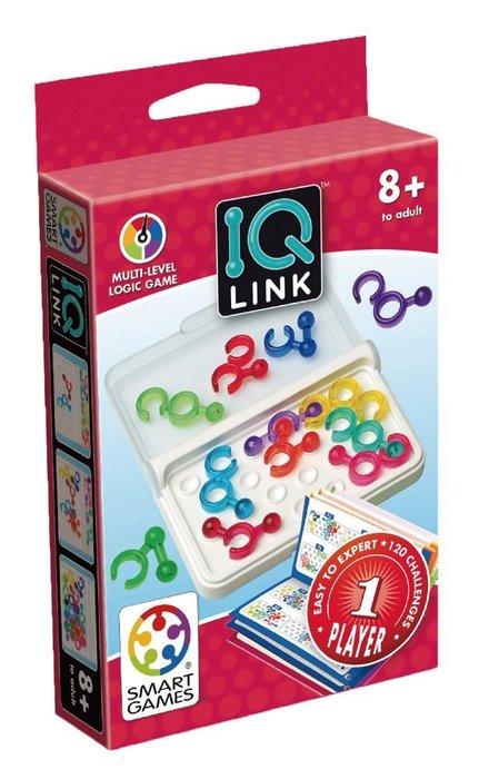 小丸子媽媽 信誼 桌遊 SMART GAMES IQ大連線 比利時 SMART GAMES