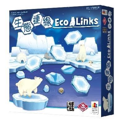 (海山桌遊城)   生態連線 Eco Links  繁體中文版