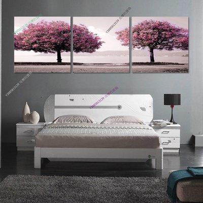 【60*60cm】【厚2.5cm】幸福樹-無框畫裝飾畫版畫客廳簡約家居餐廳臥室牆壁【280101_430】(1套價格)