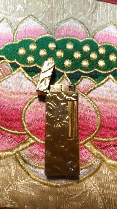 早期 Dunhill 打火機 保證真品 真材實料厚包金
