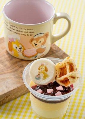 Miss莎卡娜代購【東京海洋迪士尼】﹝預購﹞達菲熊好朋友 CookieAnn 曲奇狗 點心杯 陶瓷馬克杯 咖啡杯