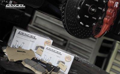 DIXCEL M type 煞車皮 來令片 SUBARU Impreza GC/GF 92'-00' 日本原裝