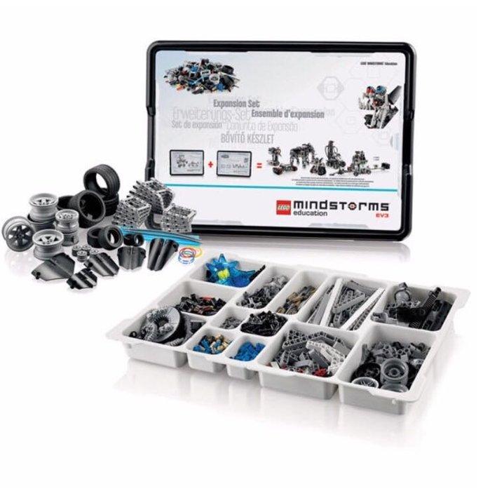 LEGO-Lt45560-Education系列-擴充元件組
