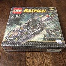 全新 絕版 Lego 7780 Batman