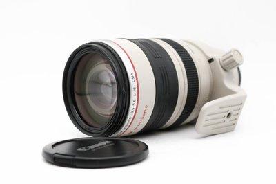 【台南橙市3c】CANON EF 28-300mm F3.5-5.6 IS USM L US鏡 二手望遠 #35662